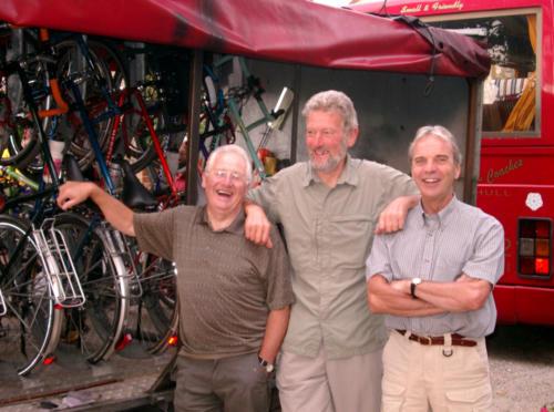 Maurice, Doug, Alan